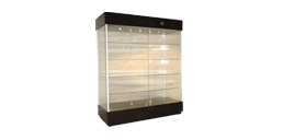Display Cases and Showcases