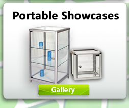Portable Showcases