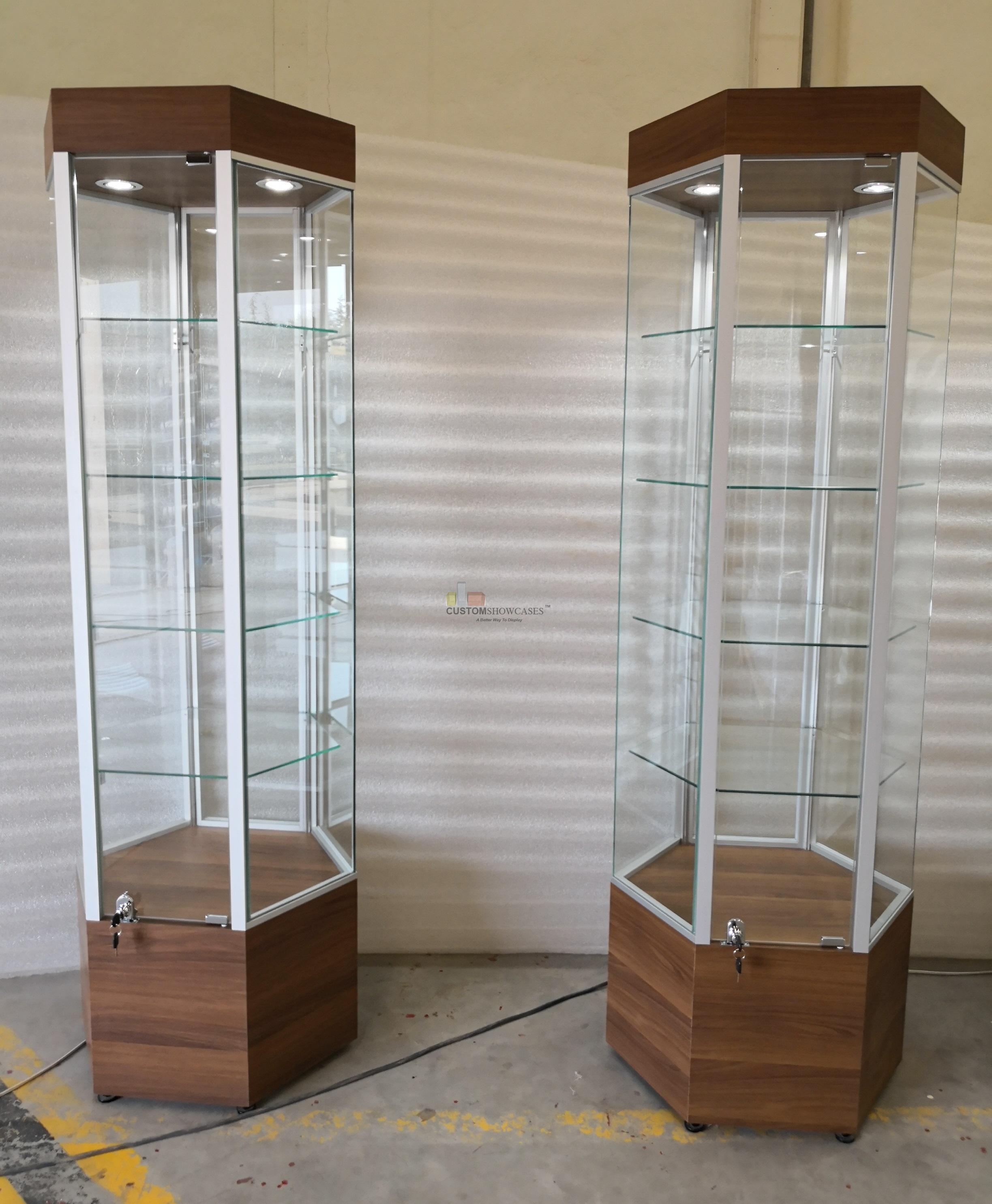 Custom Showcases
